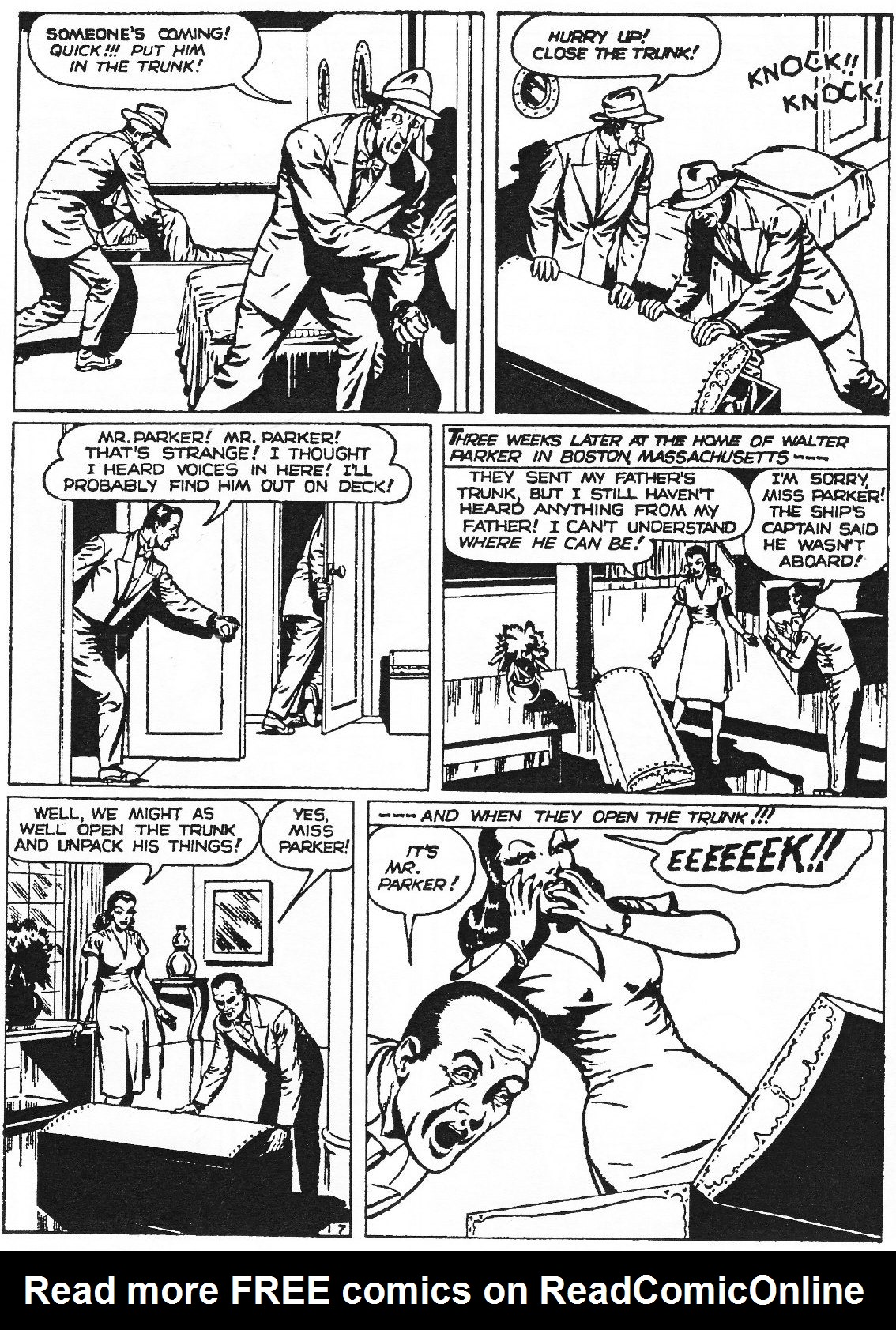 Read online Men of Mystery Comics comic -  Issue #82 - 137