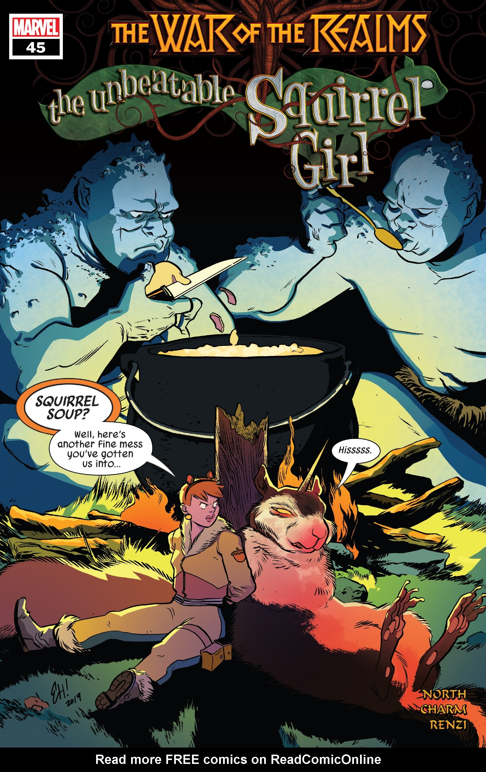 The Unbeatable Squirrel Girl II 45 Page 1