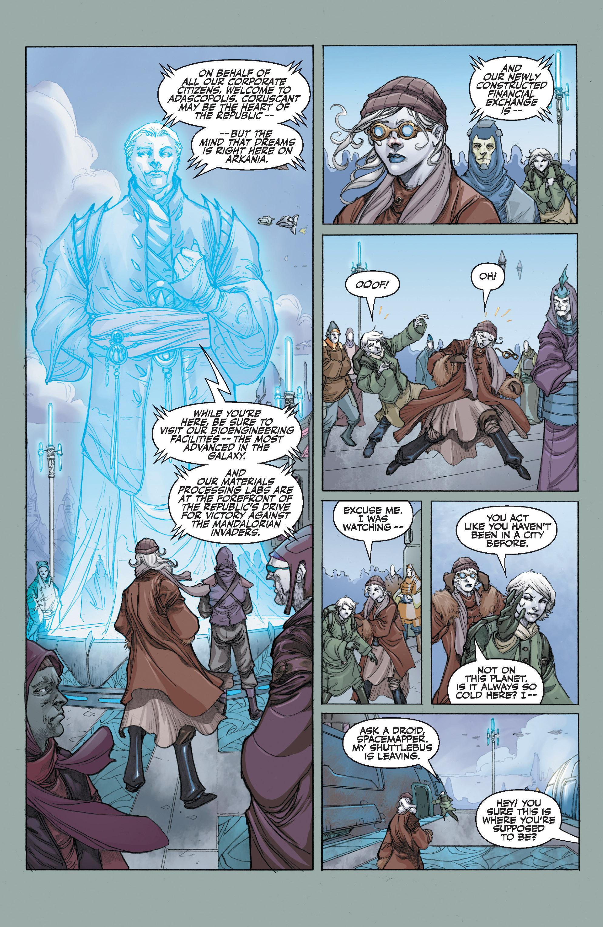 Read online Star Wars Omnibus comic -  Issue # Vol. 29 - 349