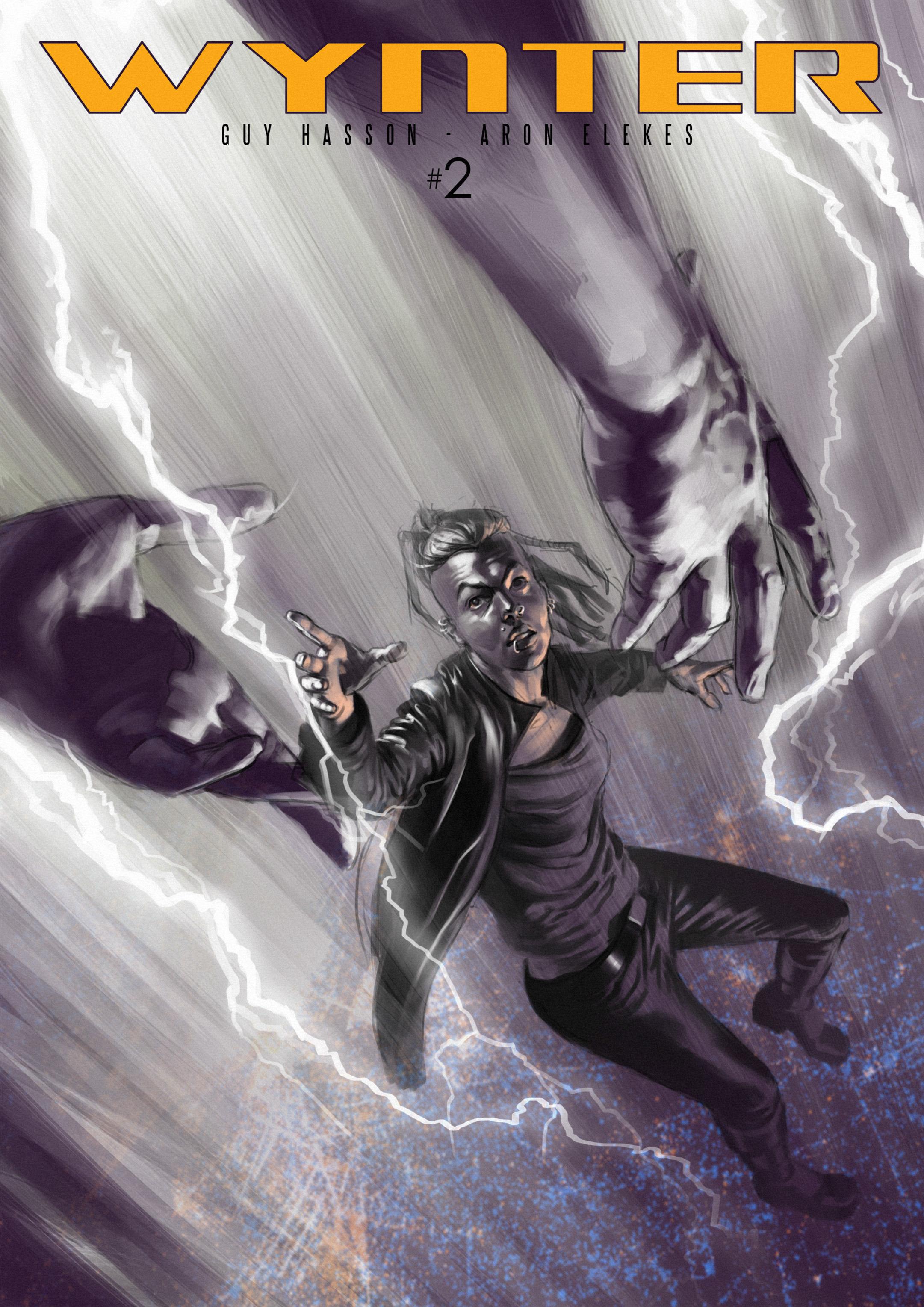 Read online Wynter comic -  Issue #2 - 1