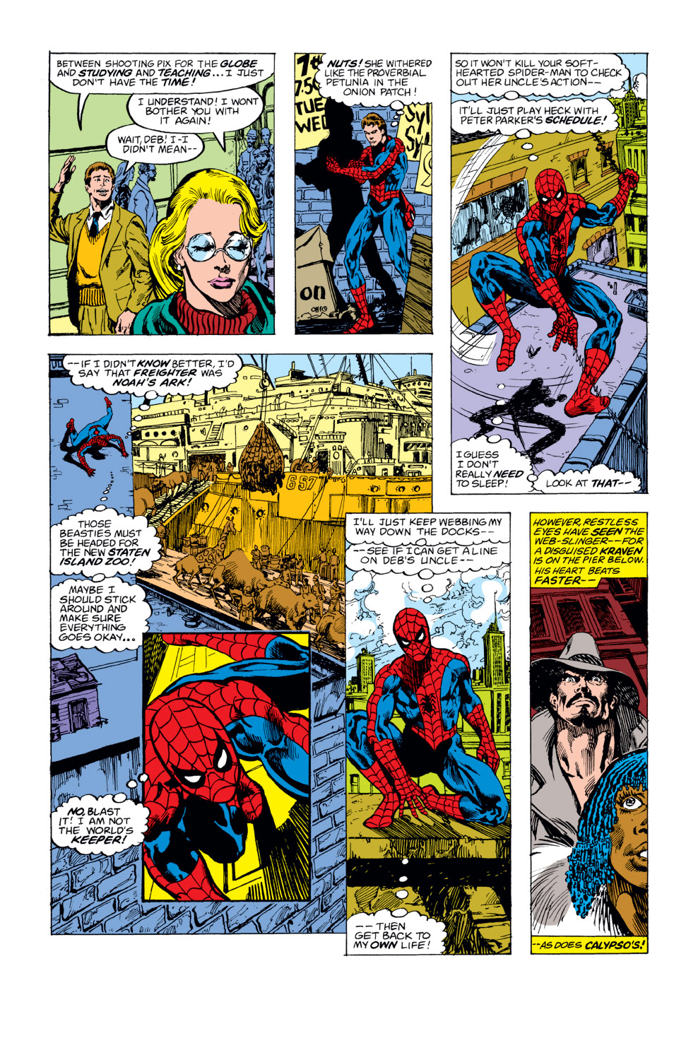 The Amazing Spider-Man (1963) 209 Page 4