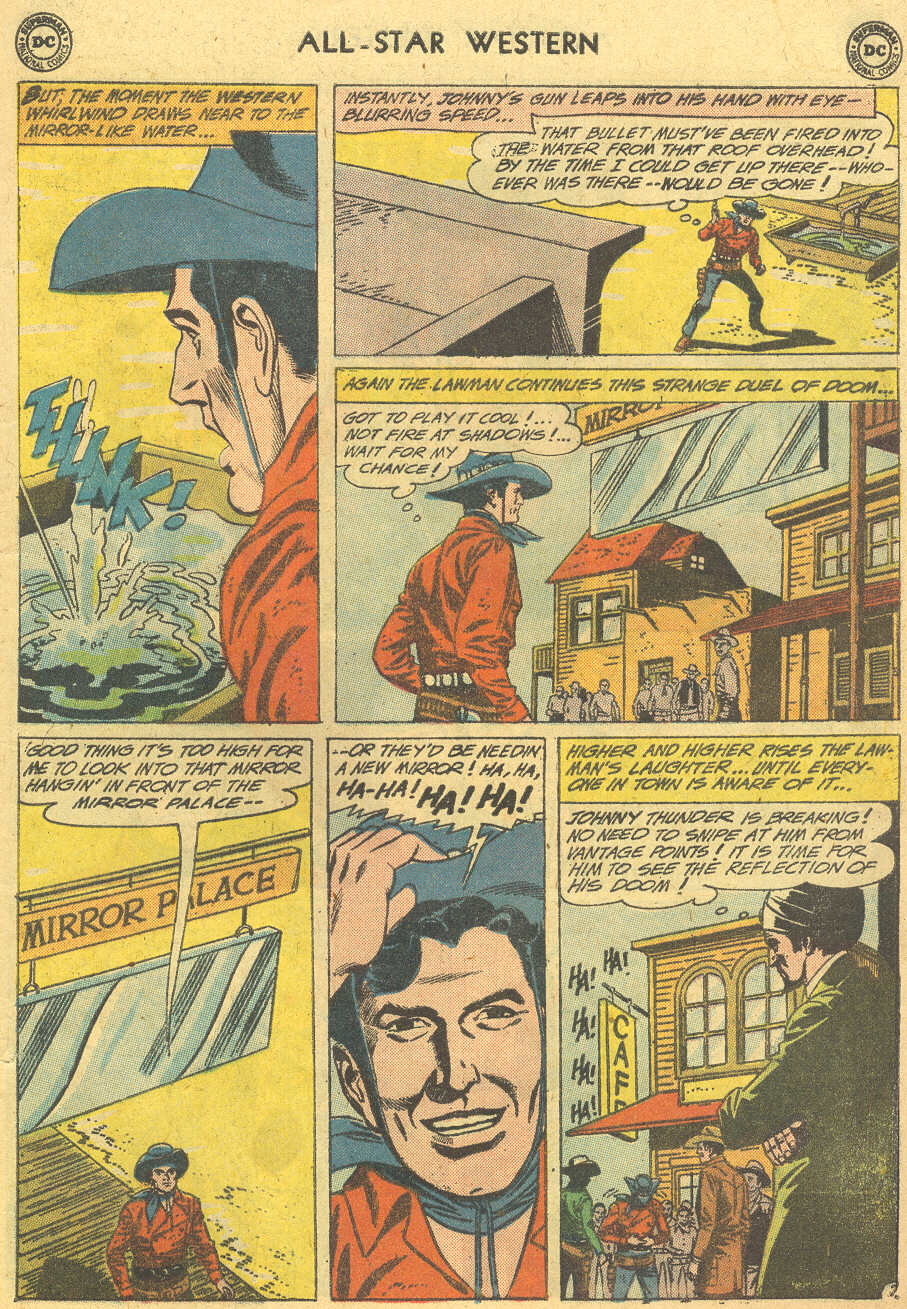 Read online All-Star Western (1951) comic -  Issue #114 - 9