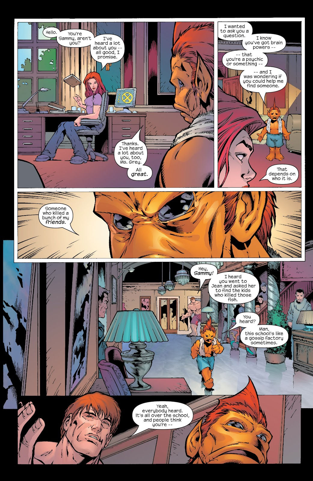 Read online X-Men: Unstoppable comic -  Issue # TPB (Part 2) - 76