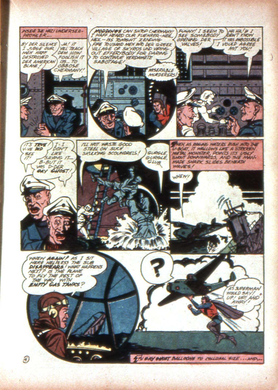 Read online Sensation (Mystery) Comics comic -  Issue #17 - 29