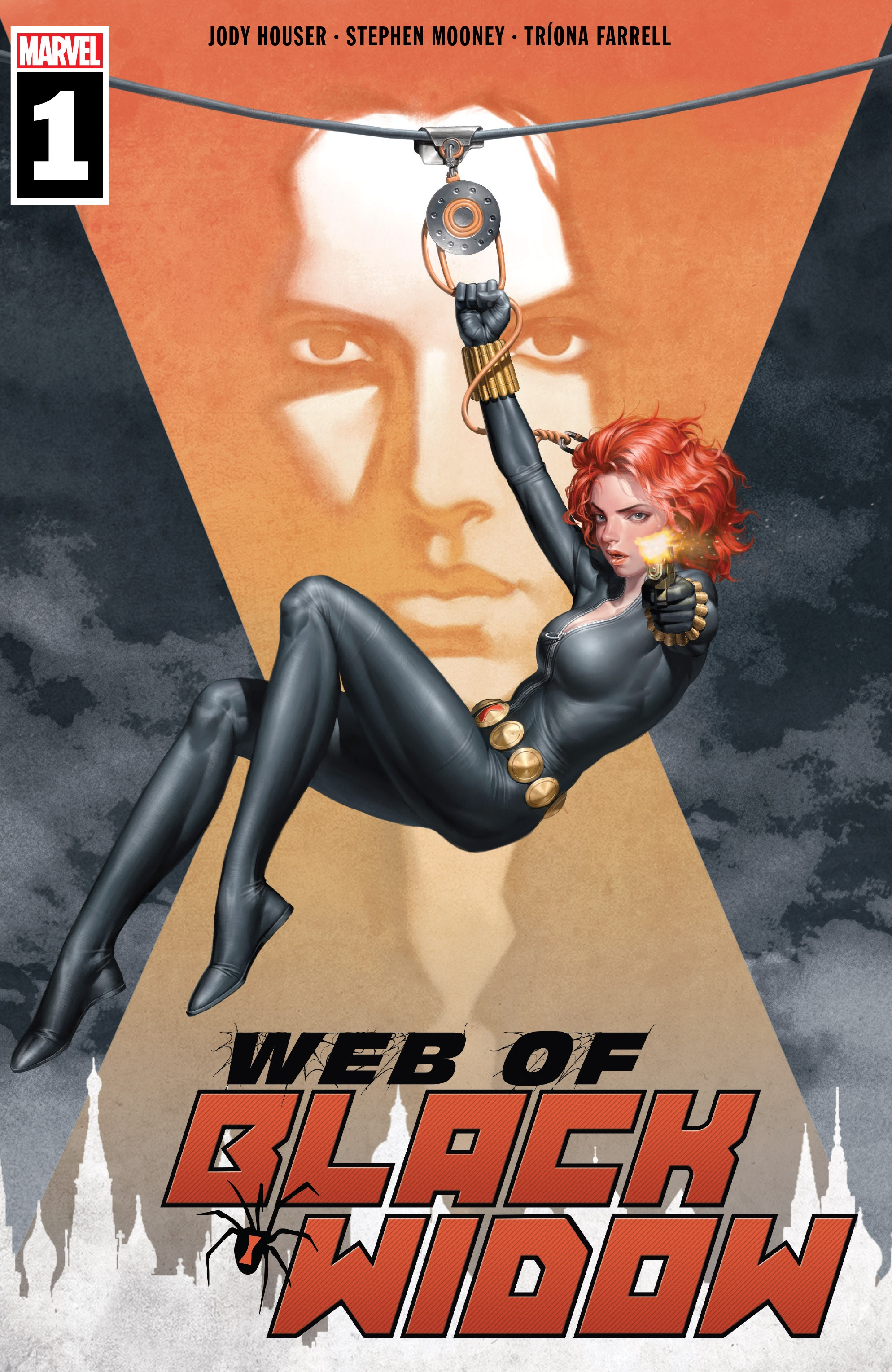 The Web Of Black Widow 1 Page 1