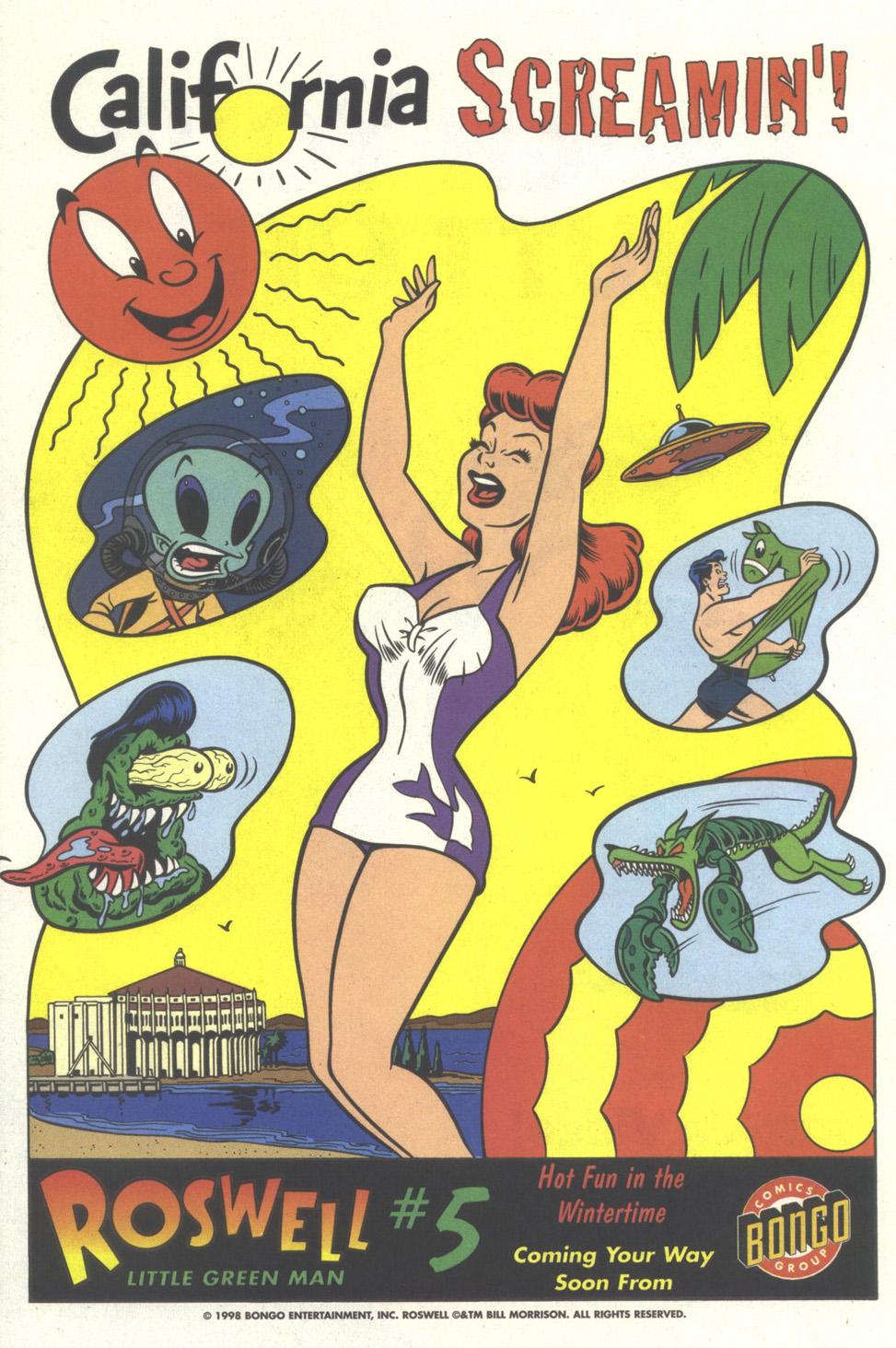 Read online Simpsons Comics comic -  Issue #35 - 29