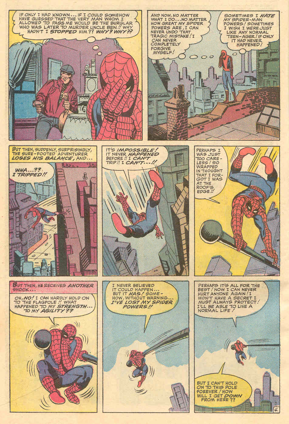 The Amazing Spider-Man (1963) _Annual_6 Page 6