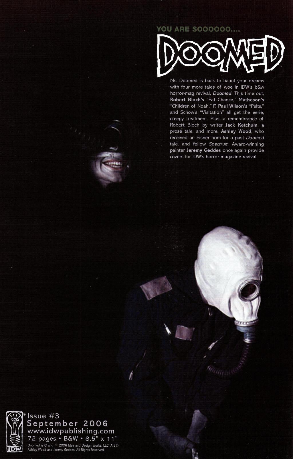 Read online Wormwood: Gentleman Corpse comic -  Issue #4 - 35