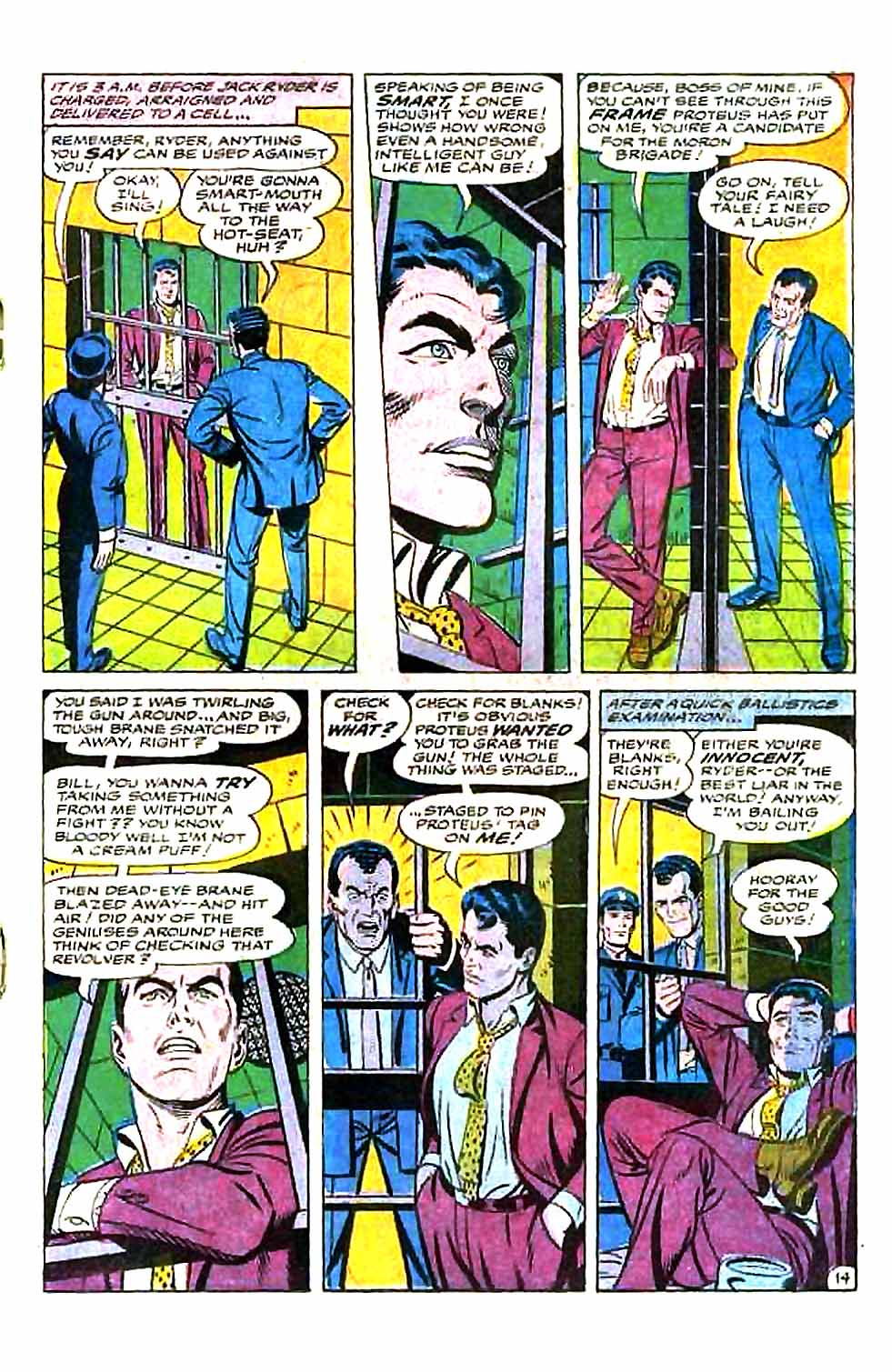 Beware The Creeper (1968) issue 5 - Page 19