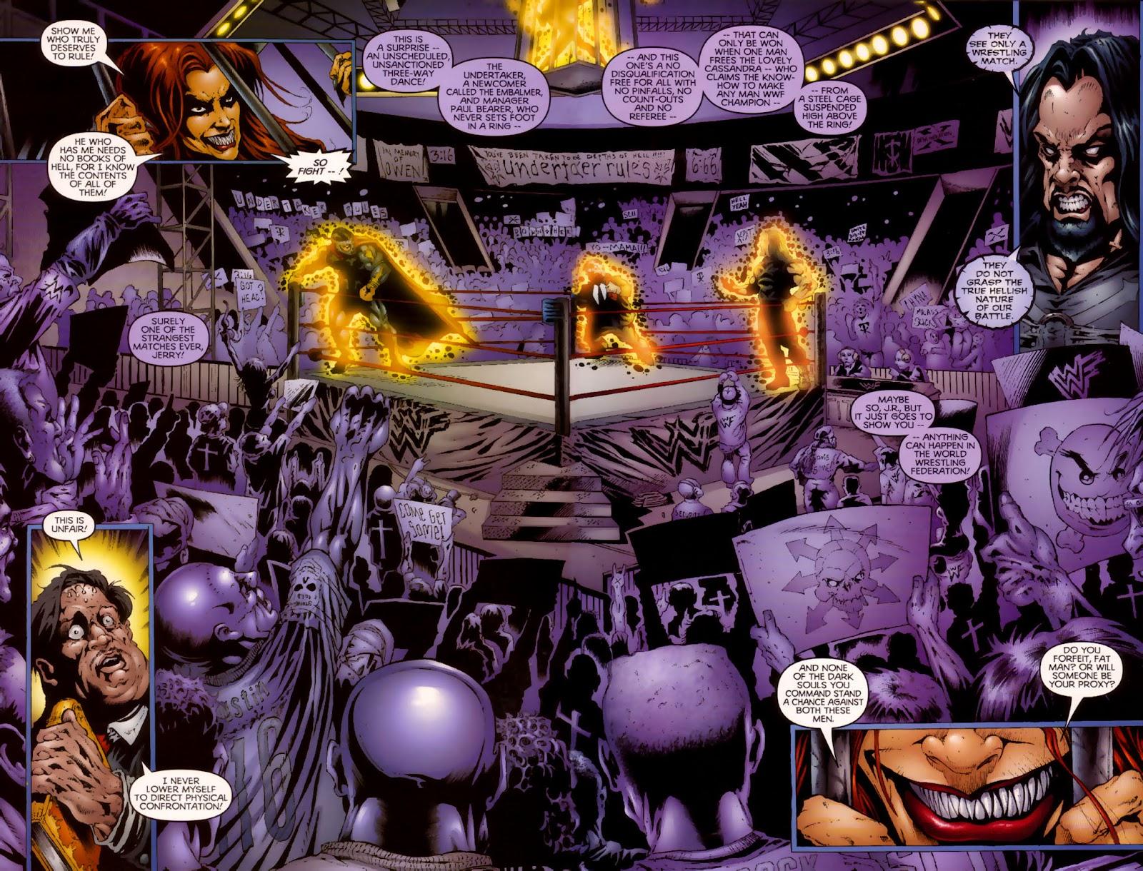 Read online Undertaker (1999) comic -  Issue #0.5 - 6