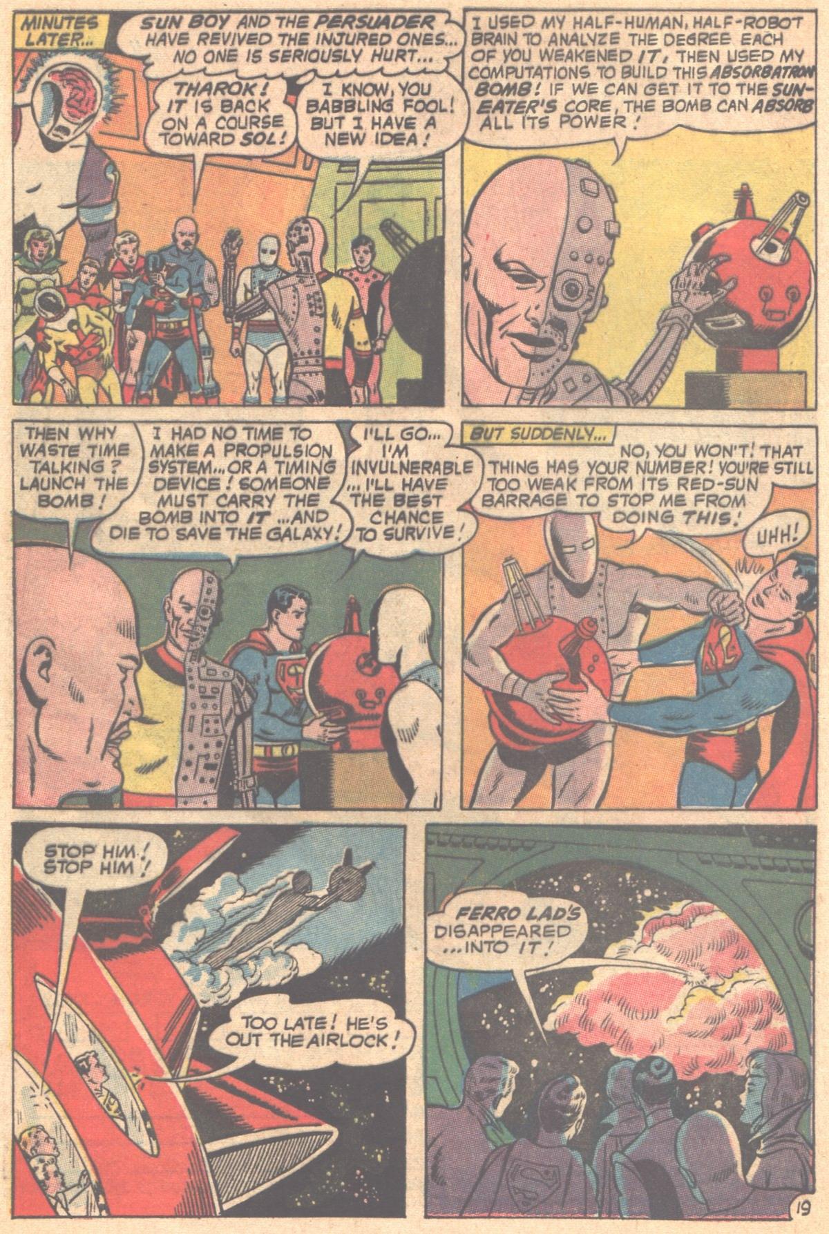 Read online Adventure Comics (1938) comic -  Issue #353 - 28