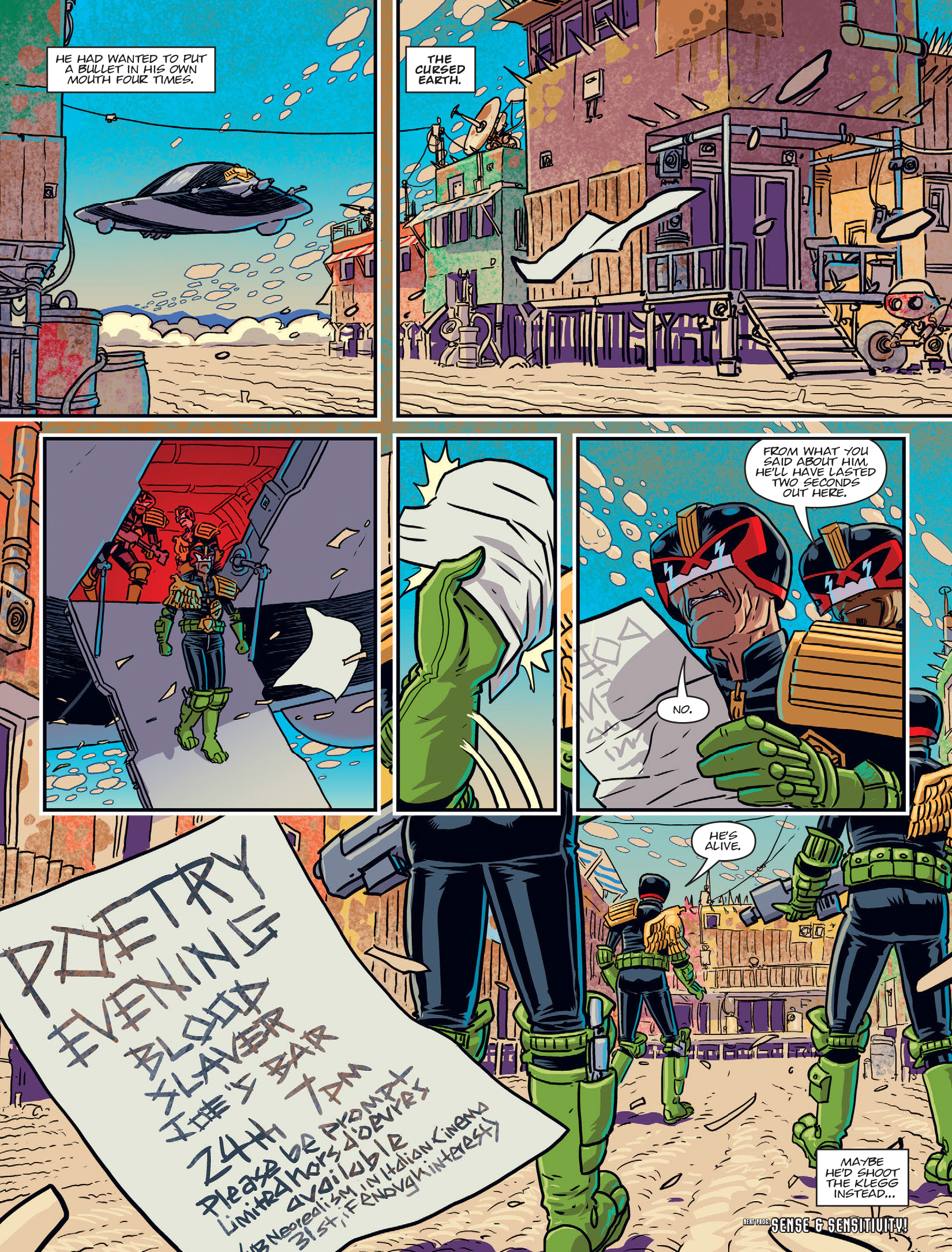 Read online 2000 AD comic -  Issue #1969 - 8