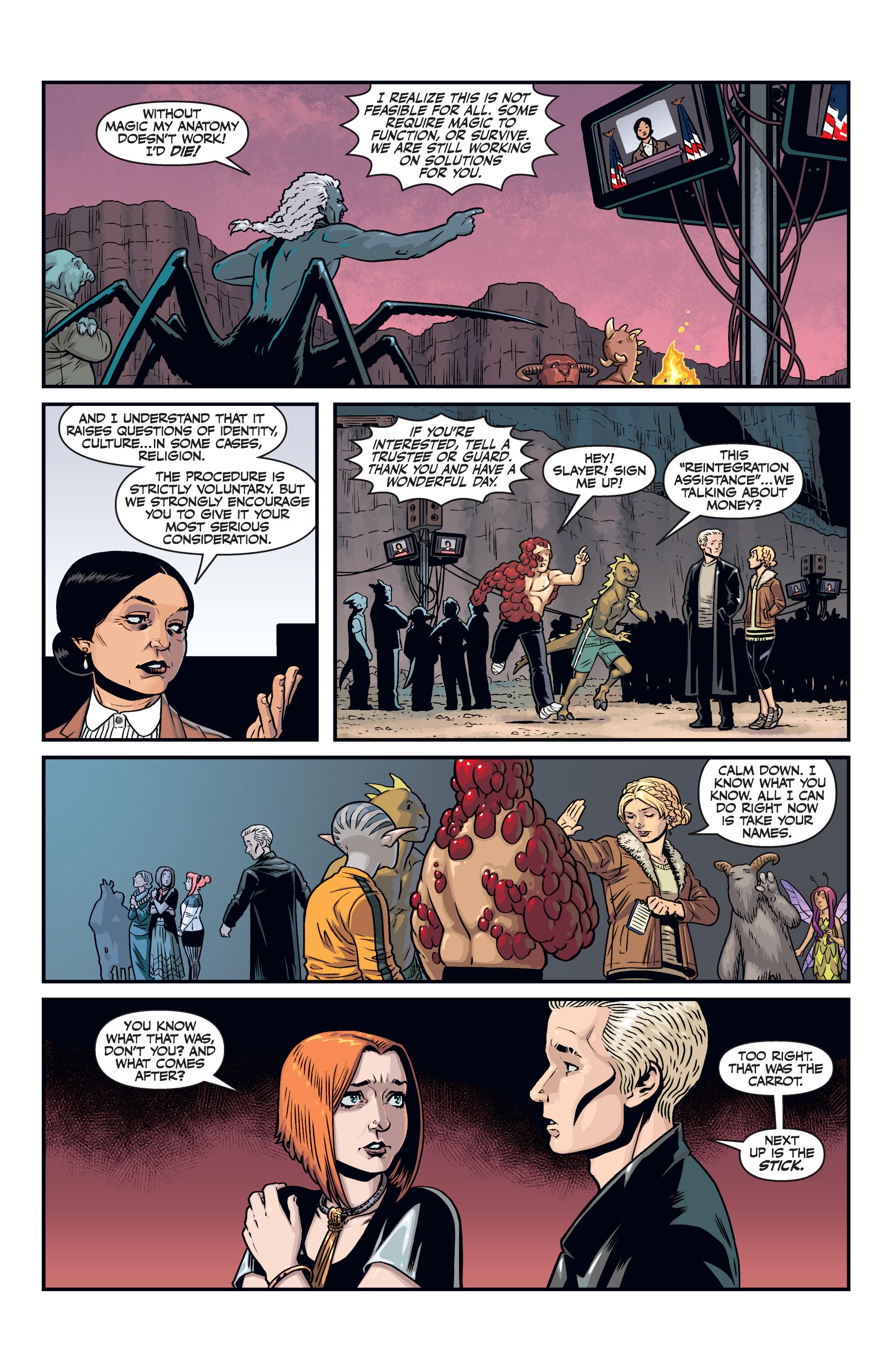 Read online Buffy the Vampire Slayer Season 11 comic -  Issue #7 - 5