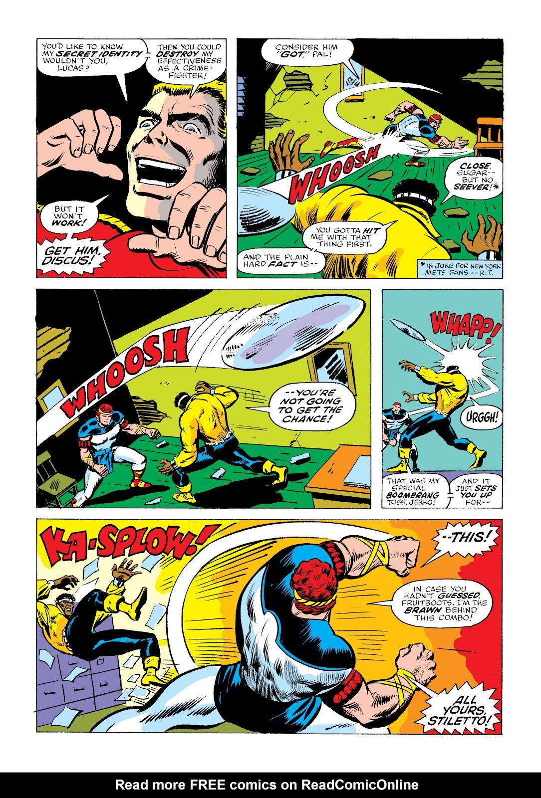 Read online Marvel Masterworks: Luke Cage, Power Man comic -  Issue # TPB 2 (Part 2) - 13