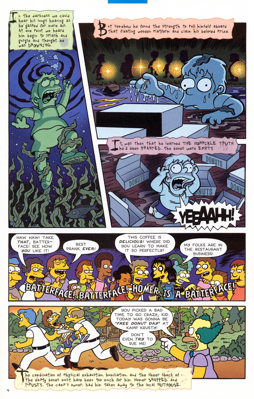 Read online Treehouse of Horror comic -  Issue #10 - 23