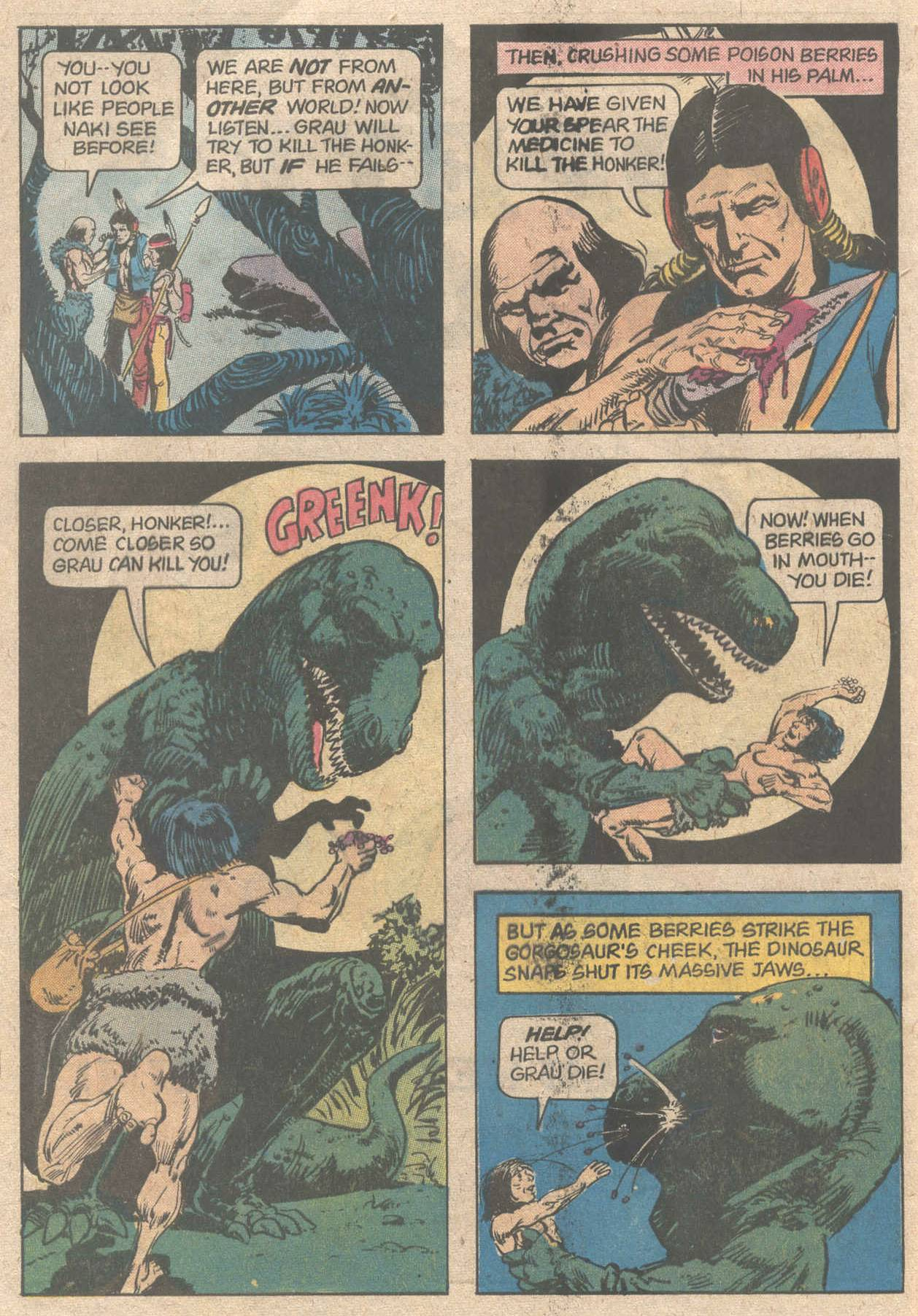 Read online Turok, Son of Stone comic -  Issue #117 - 32