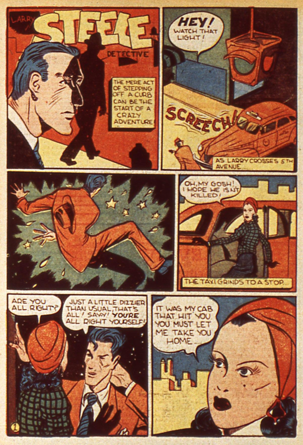 Read online Detective Comics (1937) comic -  Issue #45 - 24