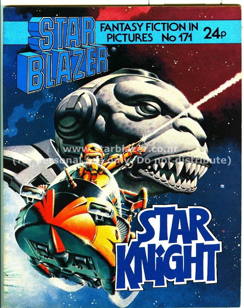 Starblazer issue 171 - Page 2