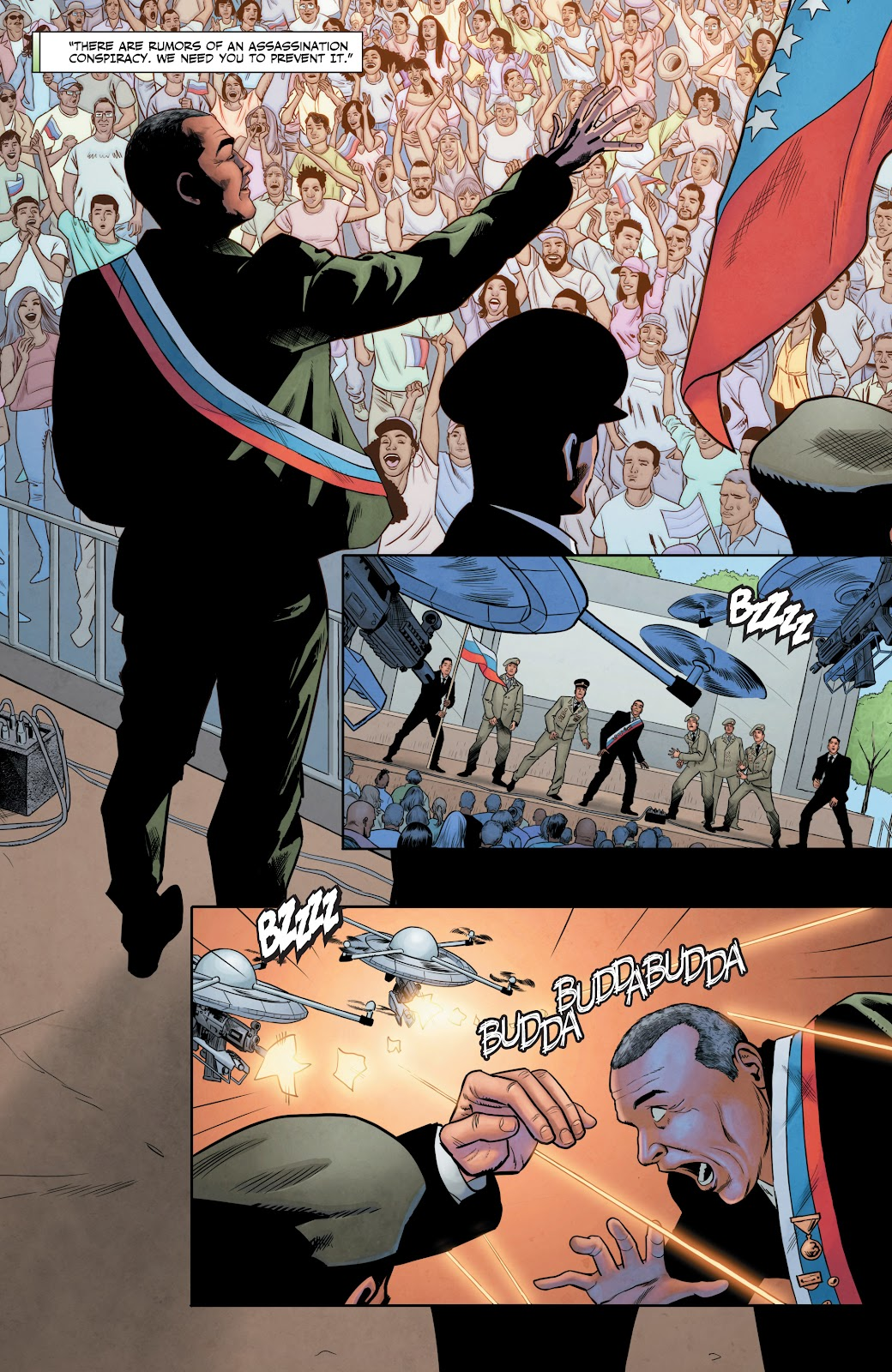 Read online X-O Manowar (2017) comic -  Issue #26 - 17