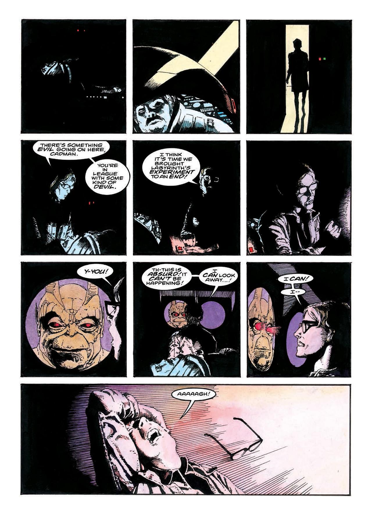 Read online Mazeworld comic -  Issue # TPB - 156
