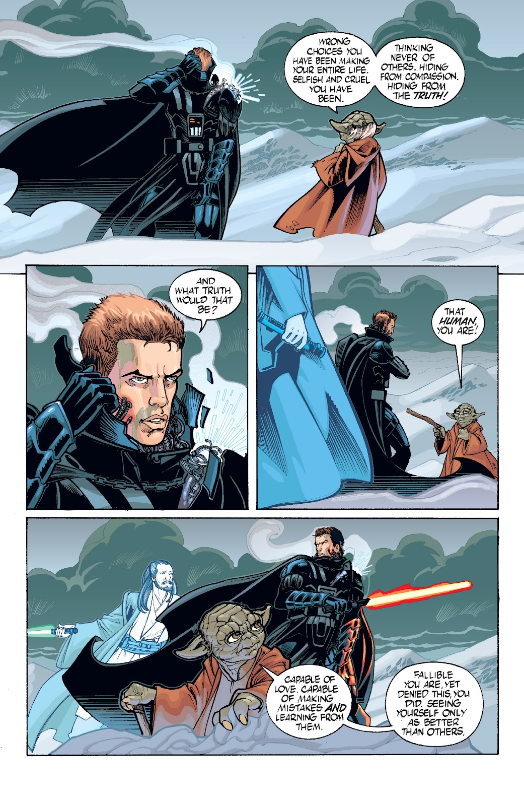 Read online Star Wars Legends: Infinities - Epic Collection comic -  Issue # TPB (Part 2) - 84