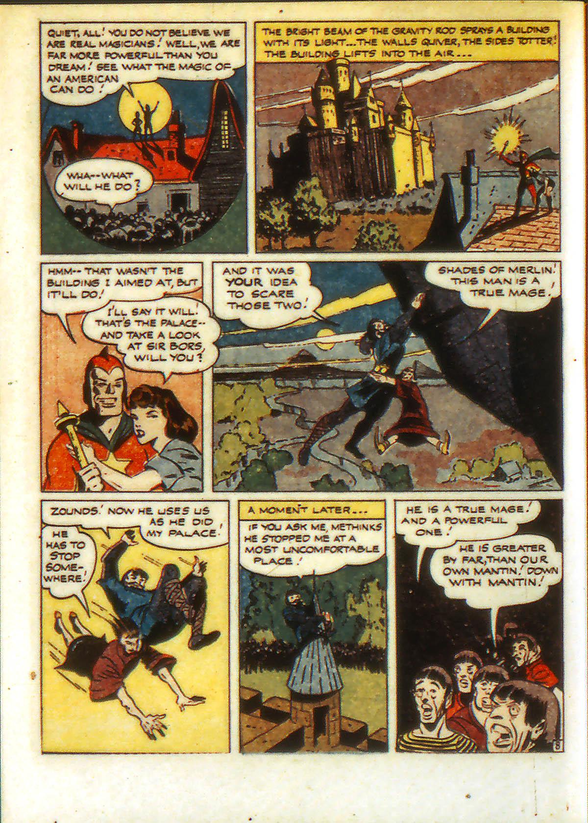 Read online Adventure Comics (1938) comic -  Issue #90 - 36