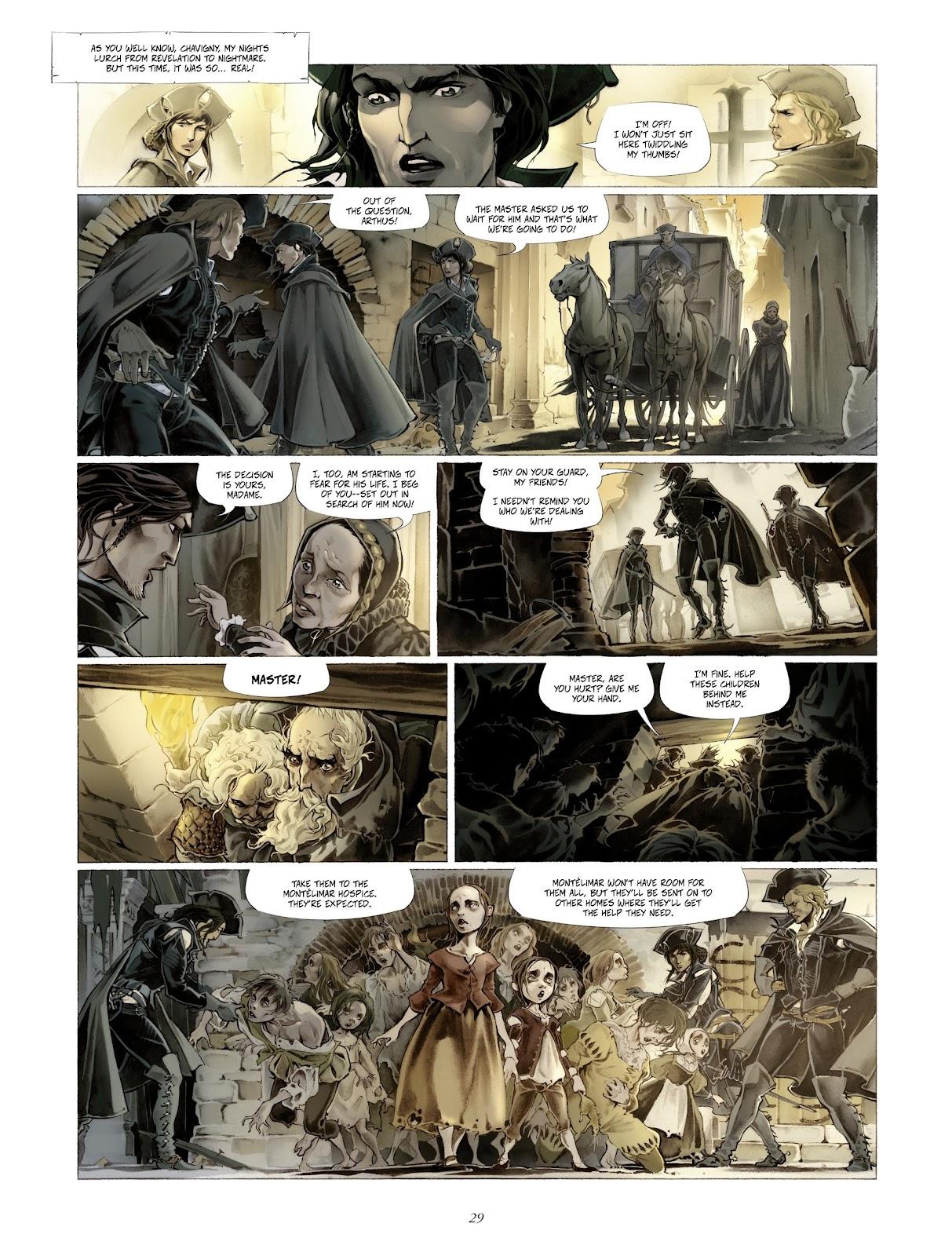 Read online Arthus Trivium comic -  Issue #4 - 31