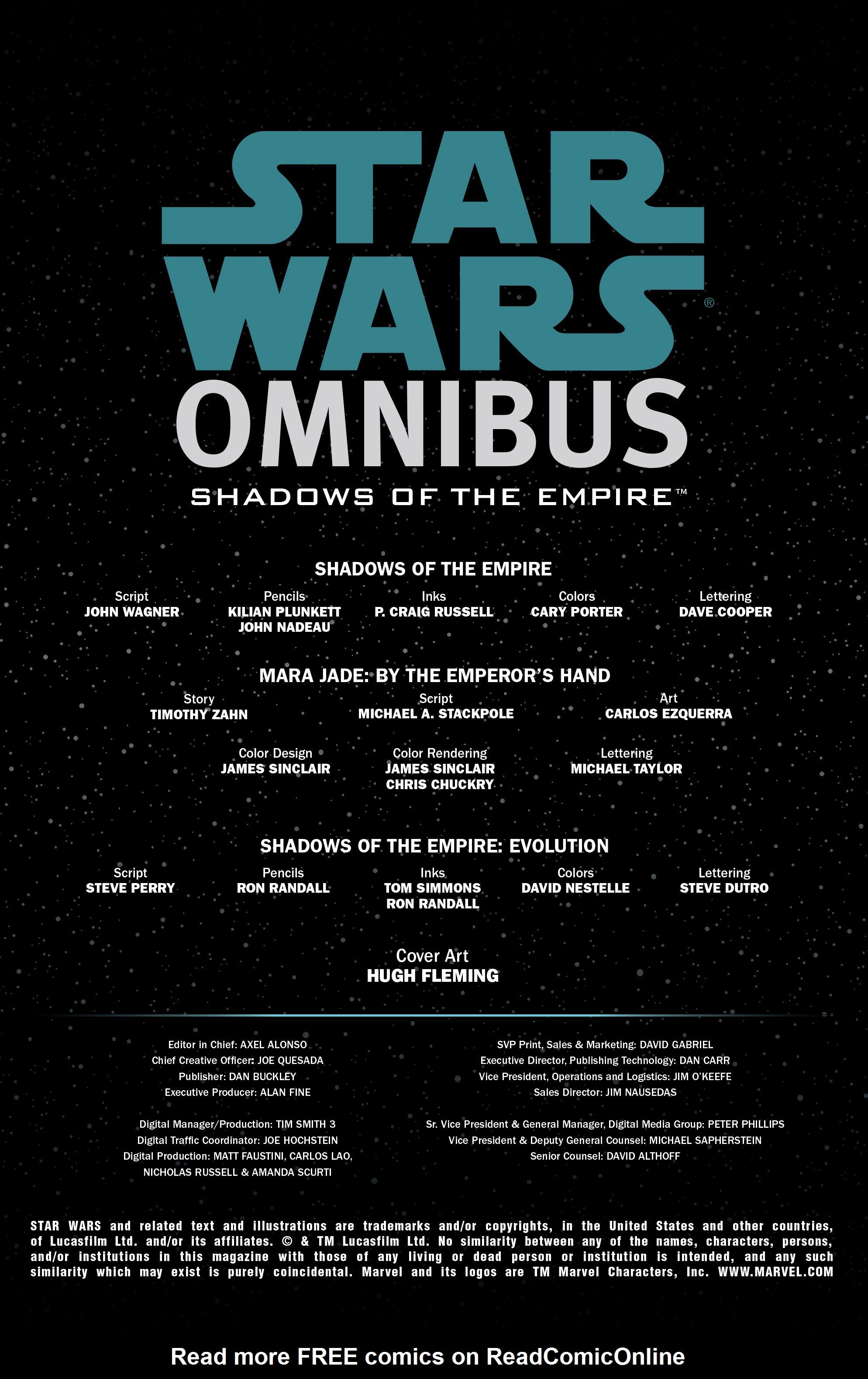 Read online Star Wars Omnibus comic -  Issue # Vol. 11 - 2