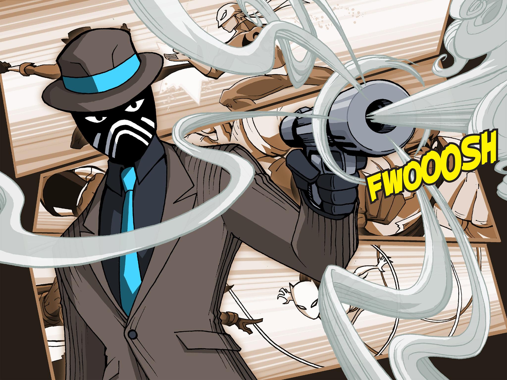Read online Ultimate Spider-Man (Infinite Comics) (2015) comic -  Issue #19 - 25