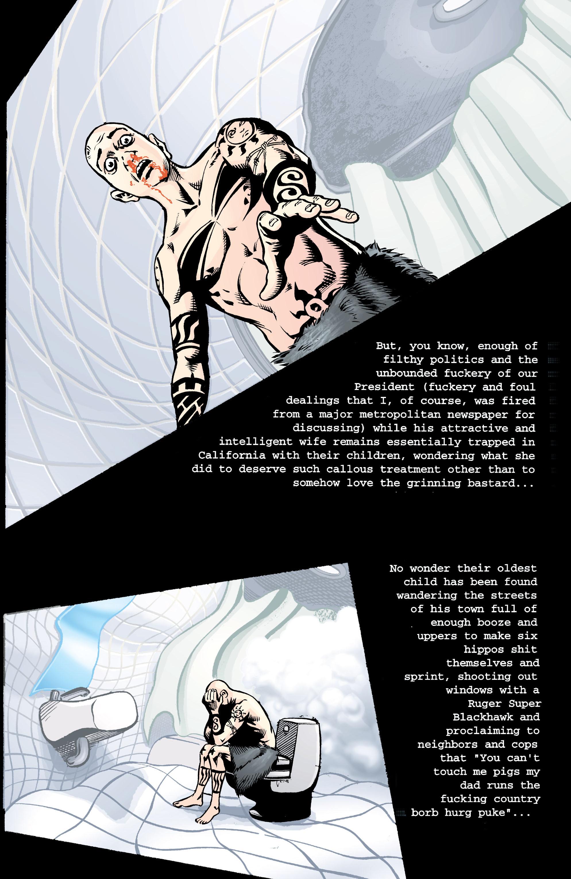 Read online Transmetropolitan comic -  Issue #39 - 15