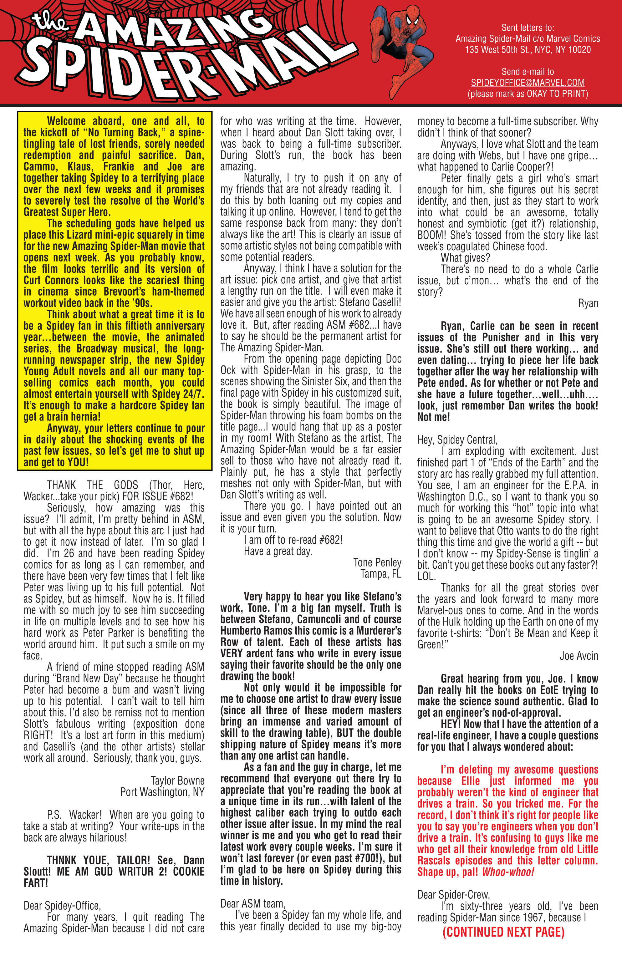 The Amazing Spider-Man (1963) 688 Page 22