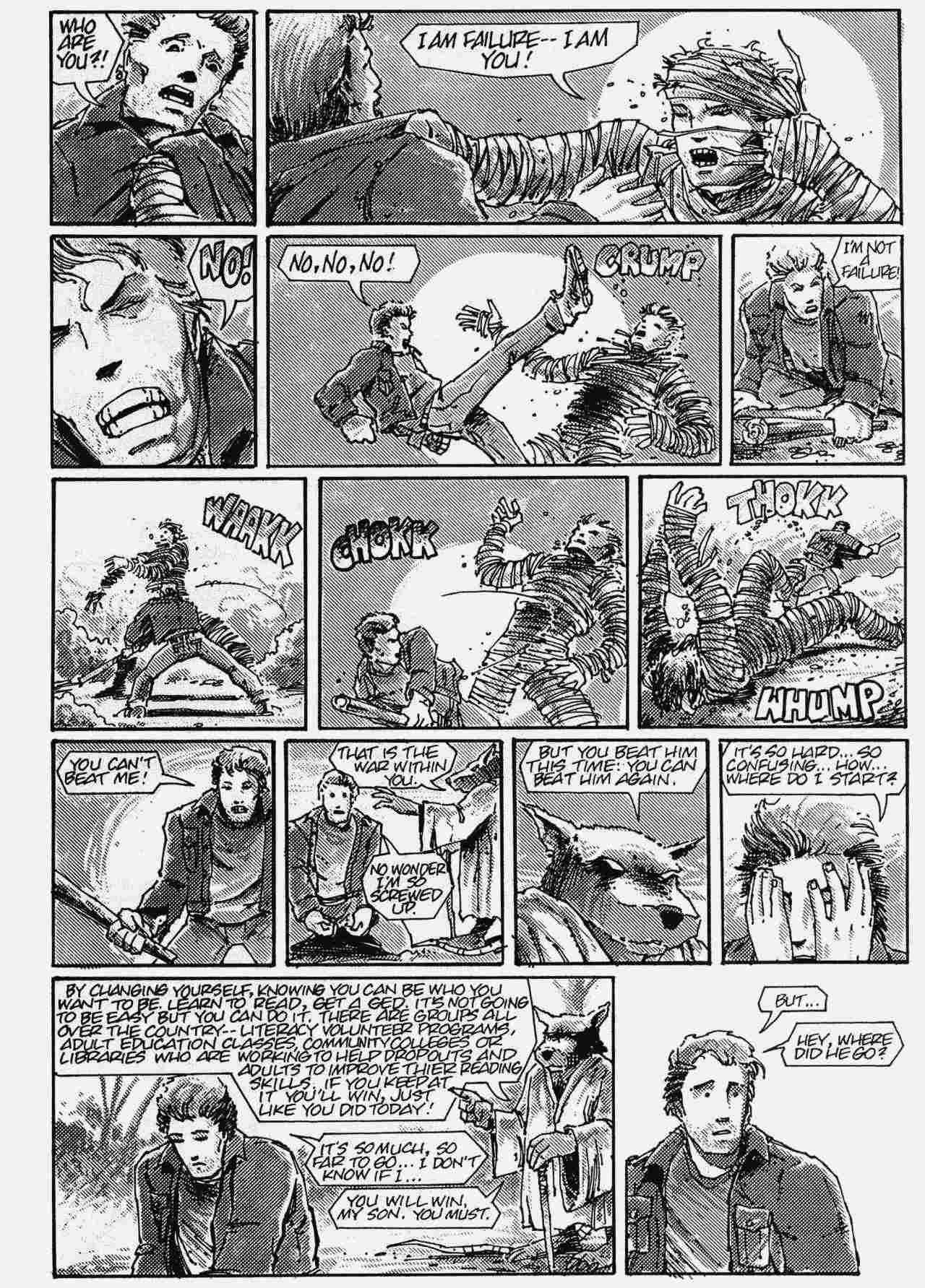 Read online Shell Shock comic -  Issue # Full - 8