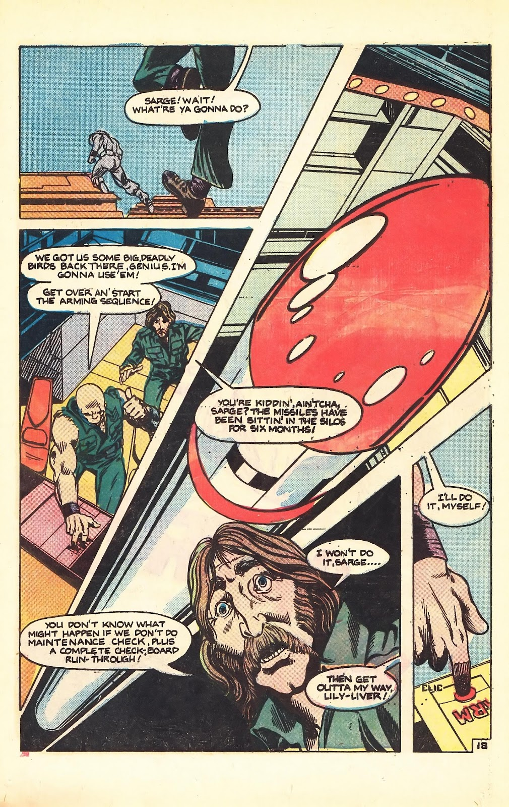 Read online Doomsday   1 (1975) comic -  Issue #5 - 25