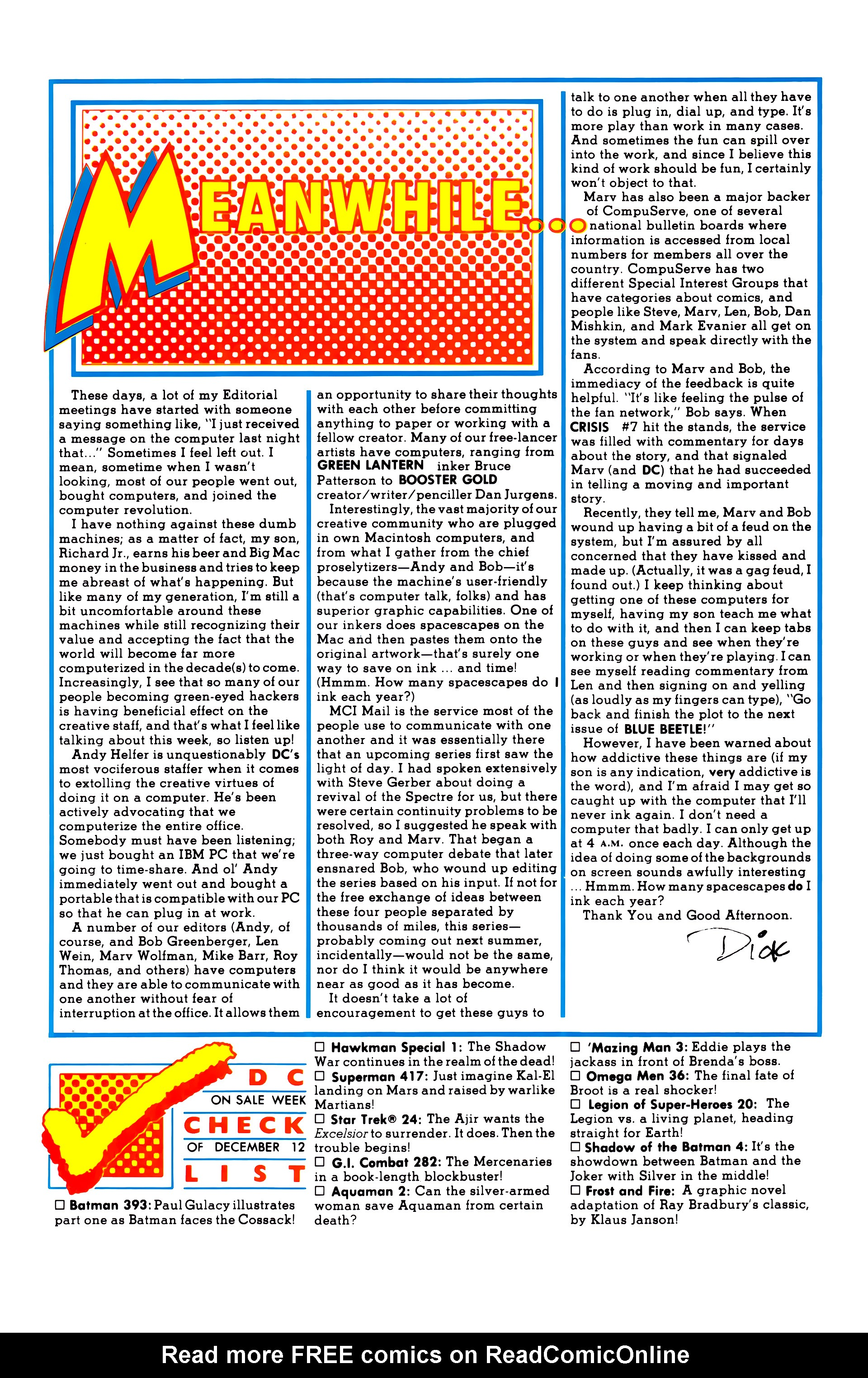 Legion of Super-Heroes (1984) 20 Page 33