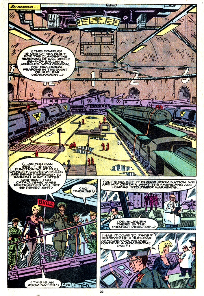 Read online Nth Man the Ultimate Ninja comic -  Issue #7 - 18