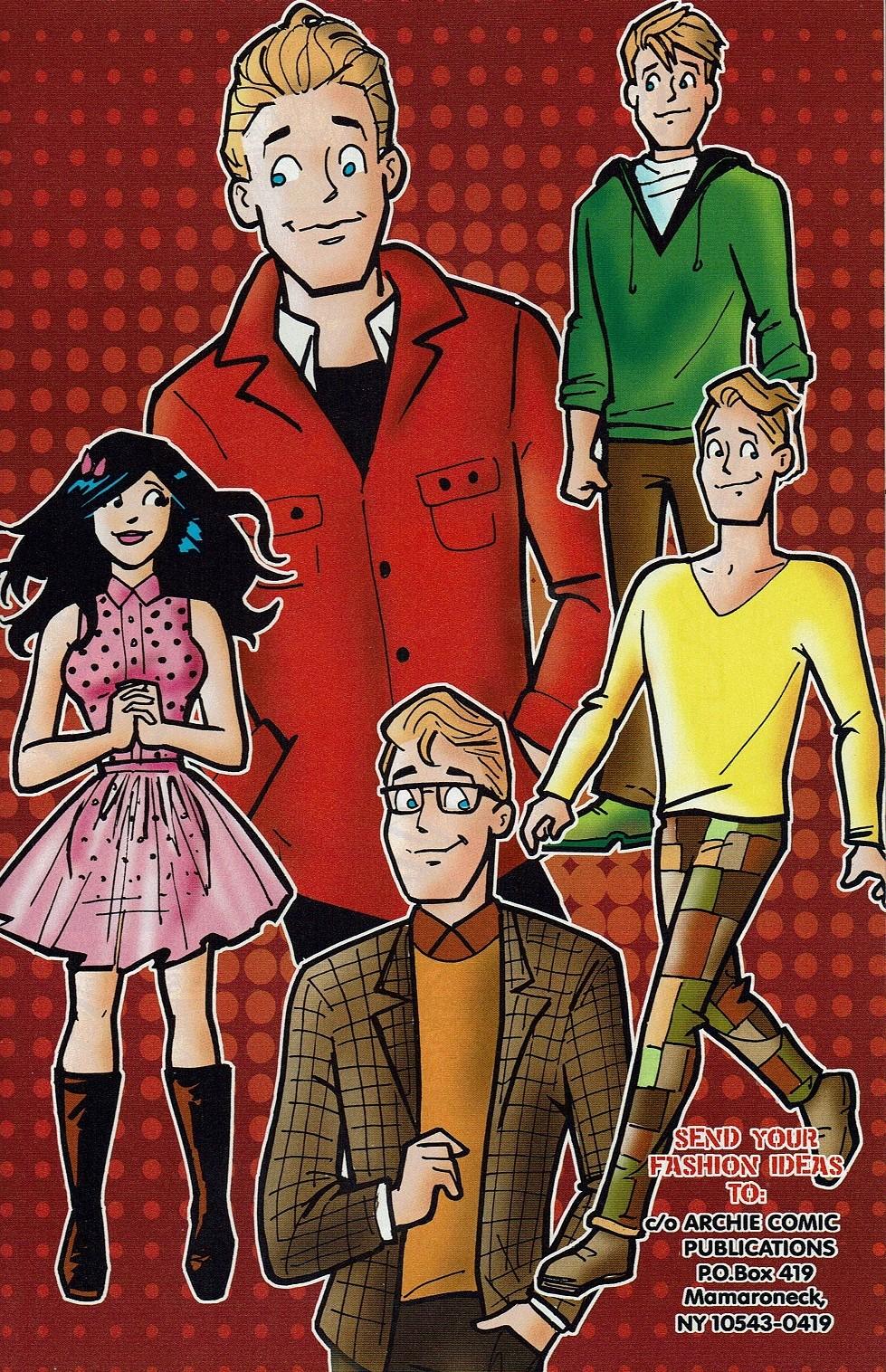 Read online Kevin Keller comic -  Issue #5 - 20