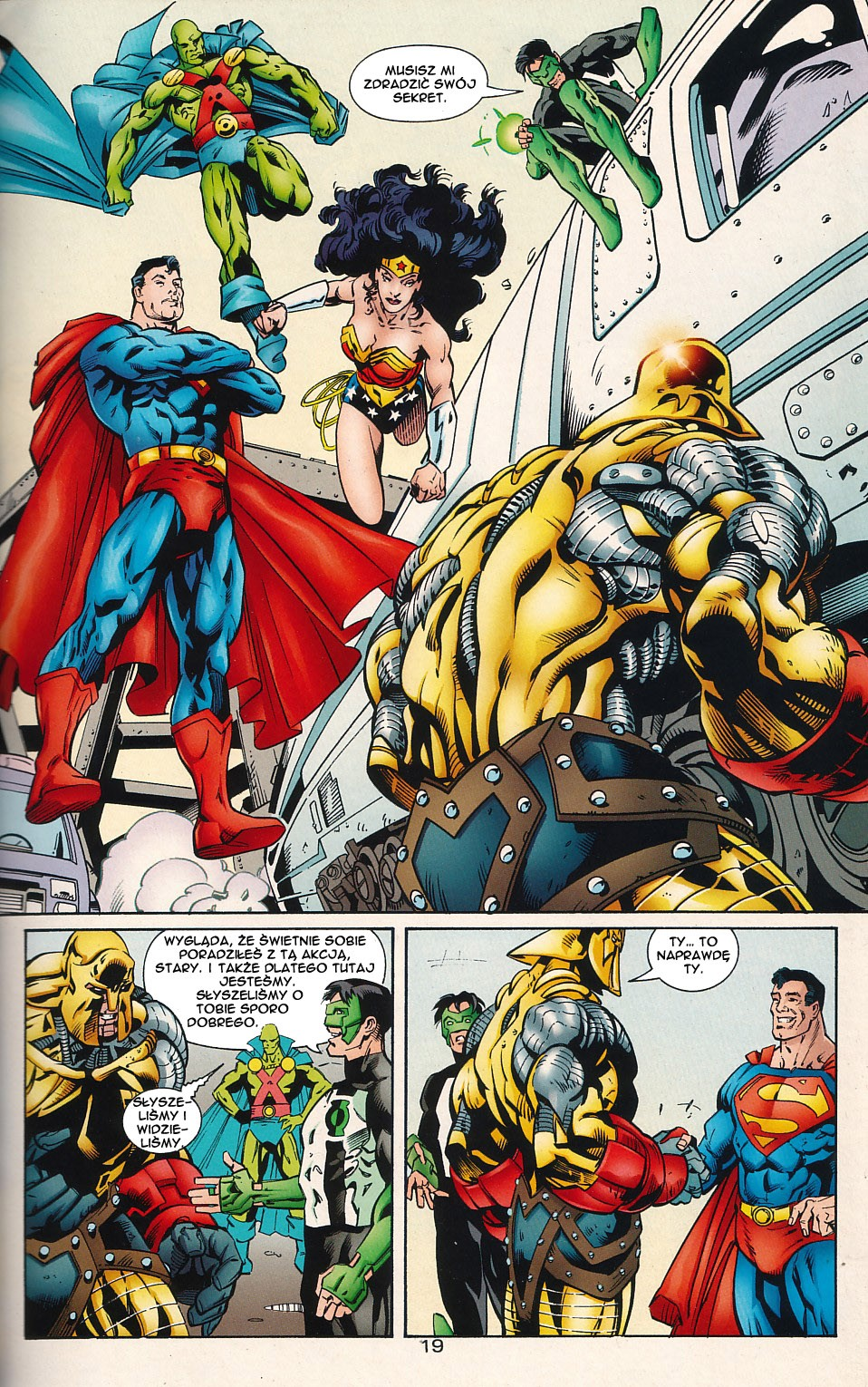 Read online JLA Superpower comic -  Issue # Full - 20