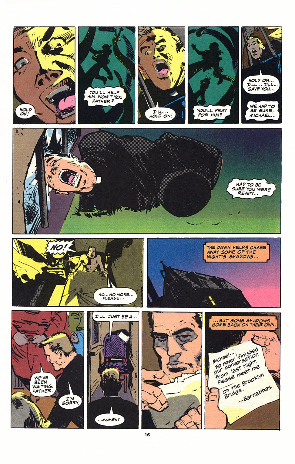 Read online St. George comic -  Issue #1 - 18