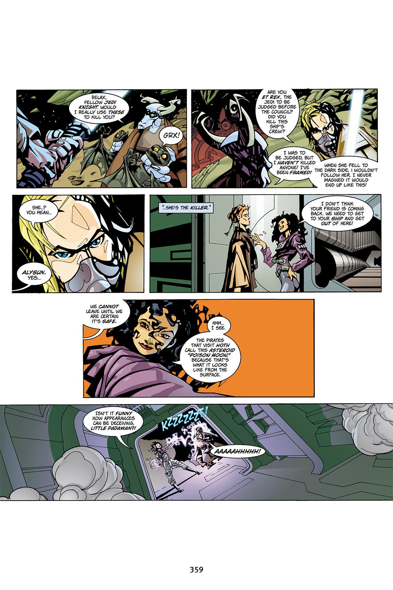 Read online Star Wars Omnibus comic -  Issue # Vol. 10 - 353
