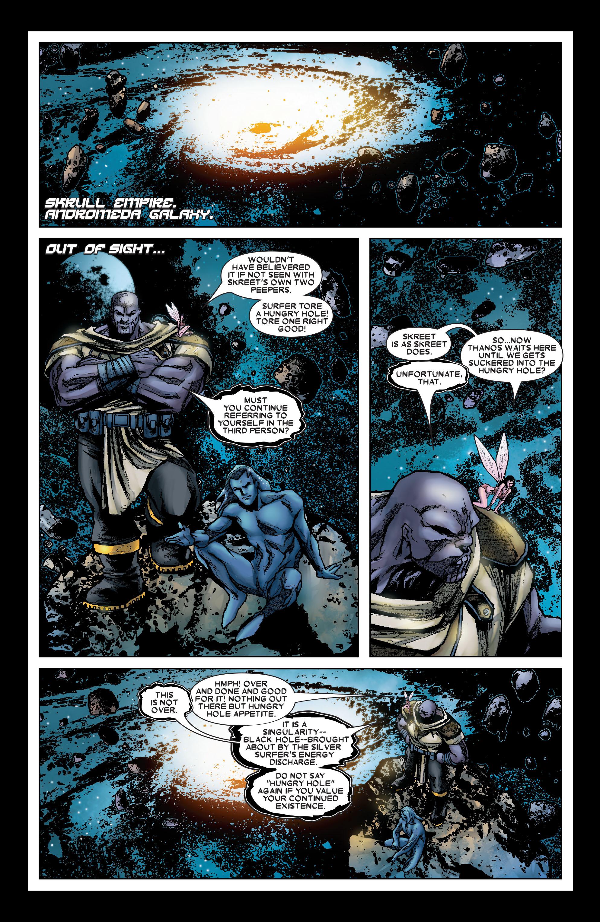 Read online Annihilation: Silver Surfer comic -  Issue #1 - 17