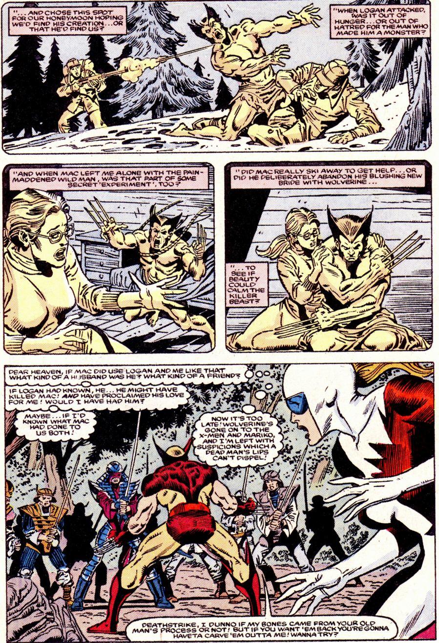 Read online Alpha Flight (1983) comic -  Issue #34 - 12