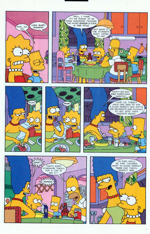 Read online Simpsons Comics comic -  Issue #44 - 9