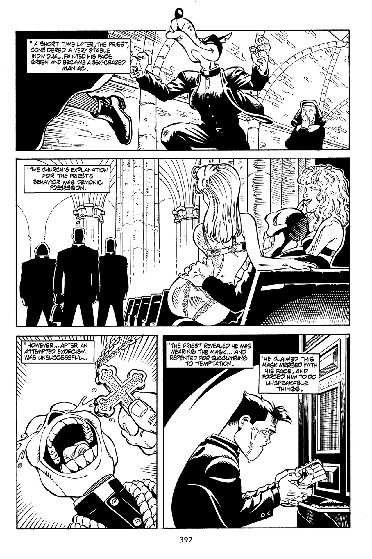 Read online Adventures Of The Mask Omnibus comic -  Issue #Adventures Of The Mask Omnibus Full - 391