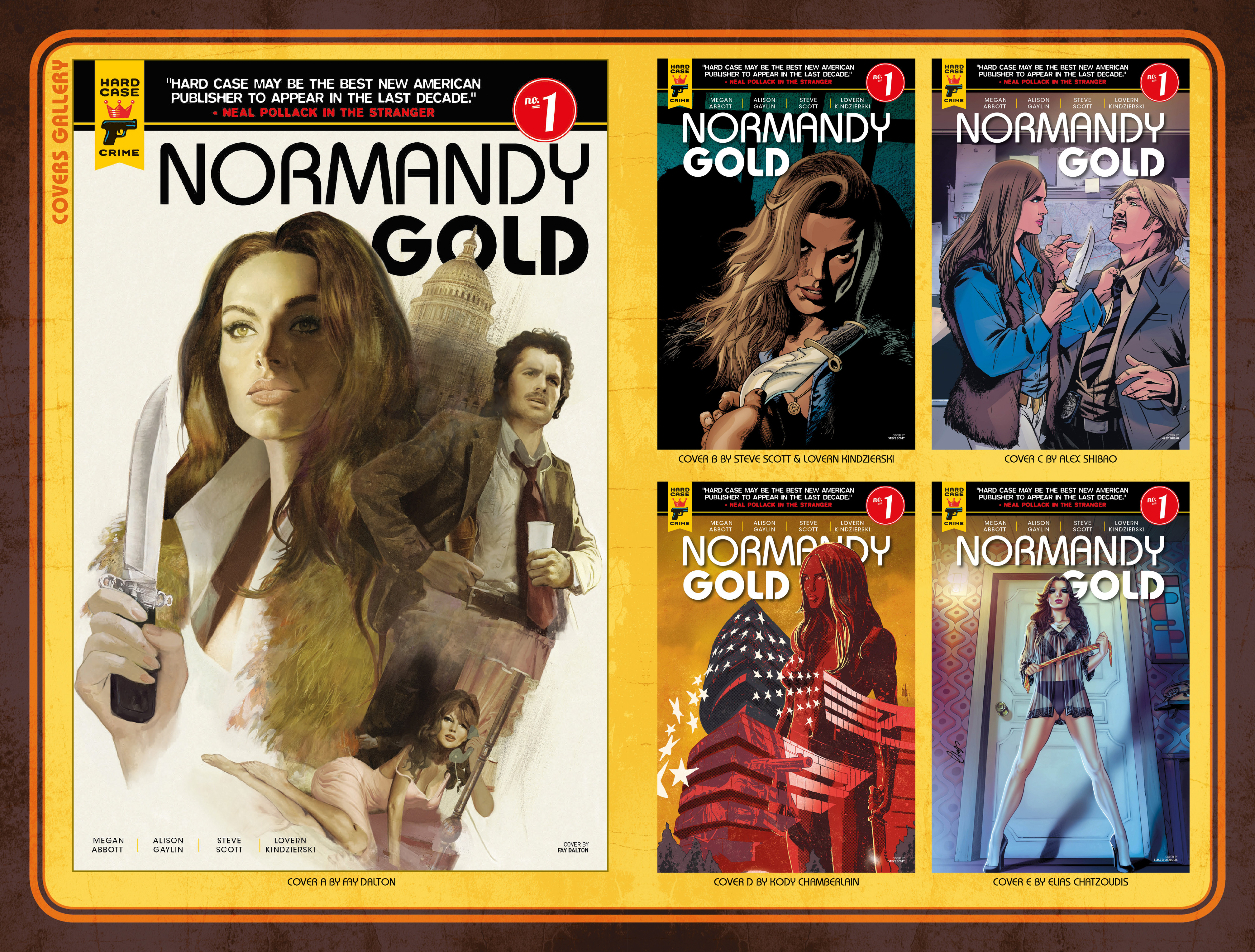 Read online Normandy Gold comic -  Issue #1 - 30