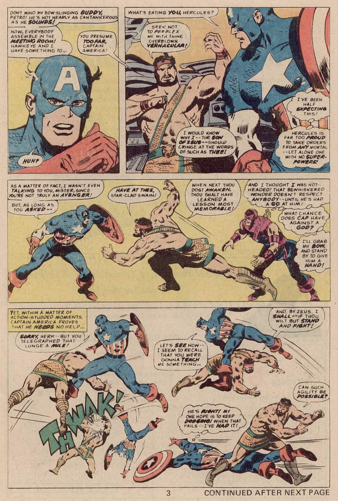 Marvel Triple Action (1972) issue 35 - Page 5