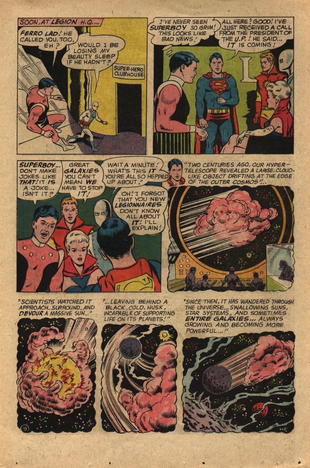 Read online Adventure Comics (1938) comic -  Issue #352 - 13