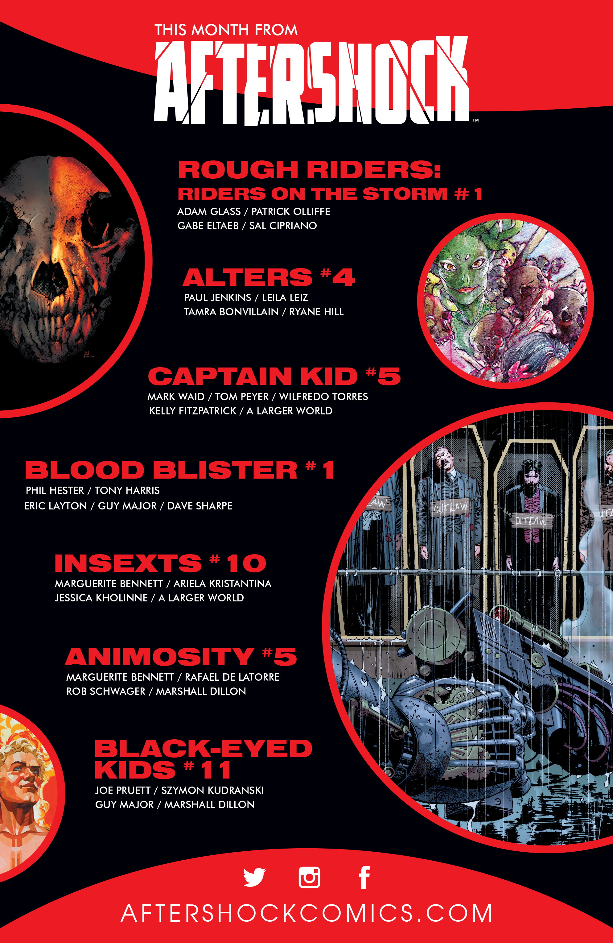 Read online Animosity comic -  Issue #5 - 32