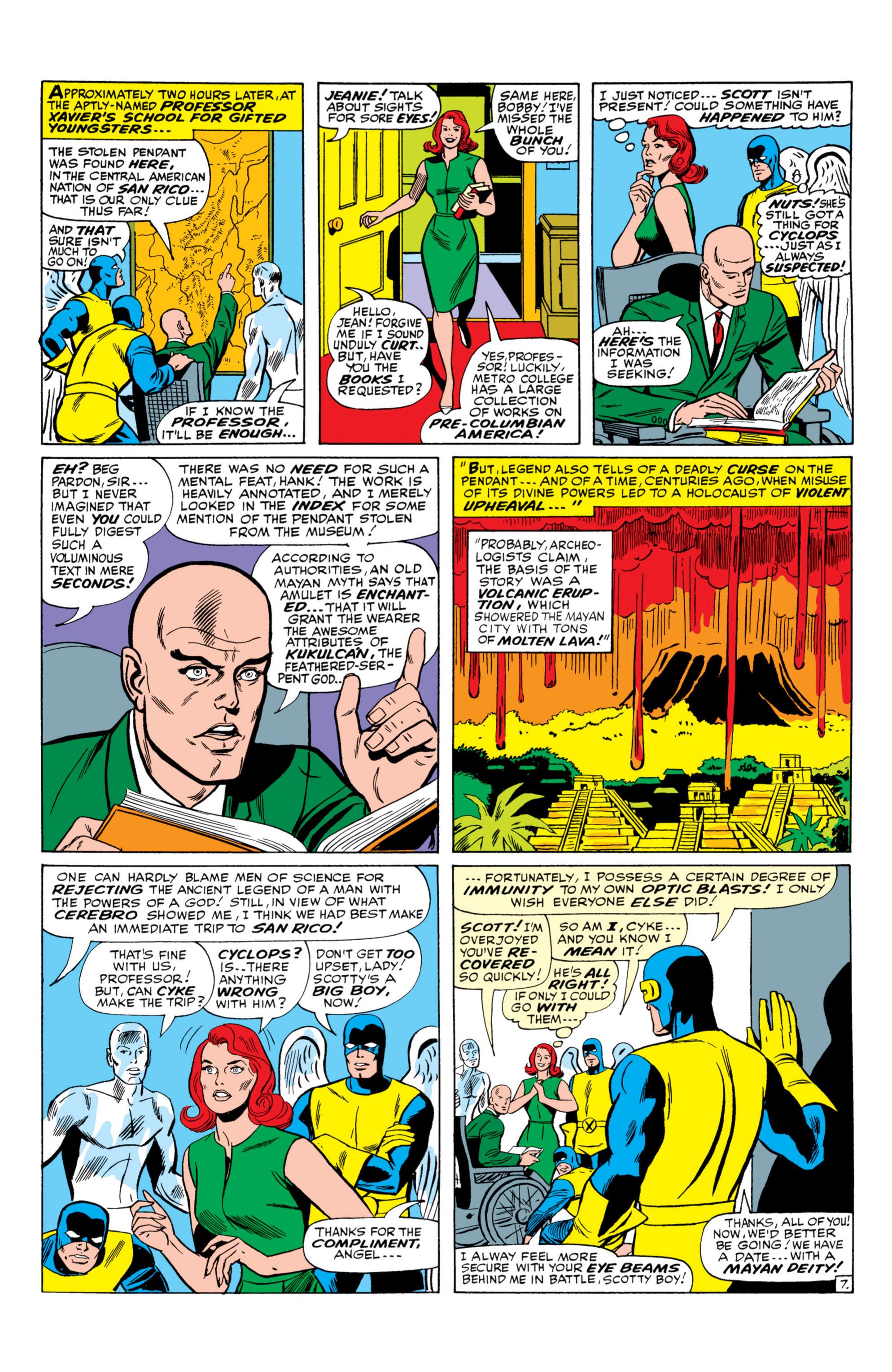 Read online Uncanny X-Men (1963) comic -  Issue #26 - 8