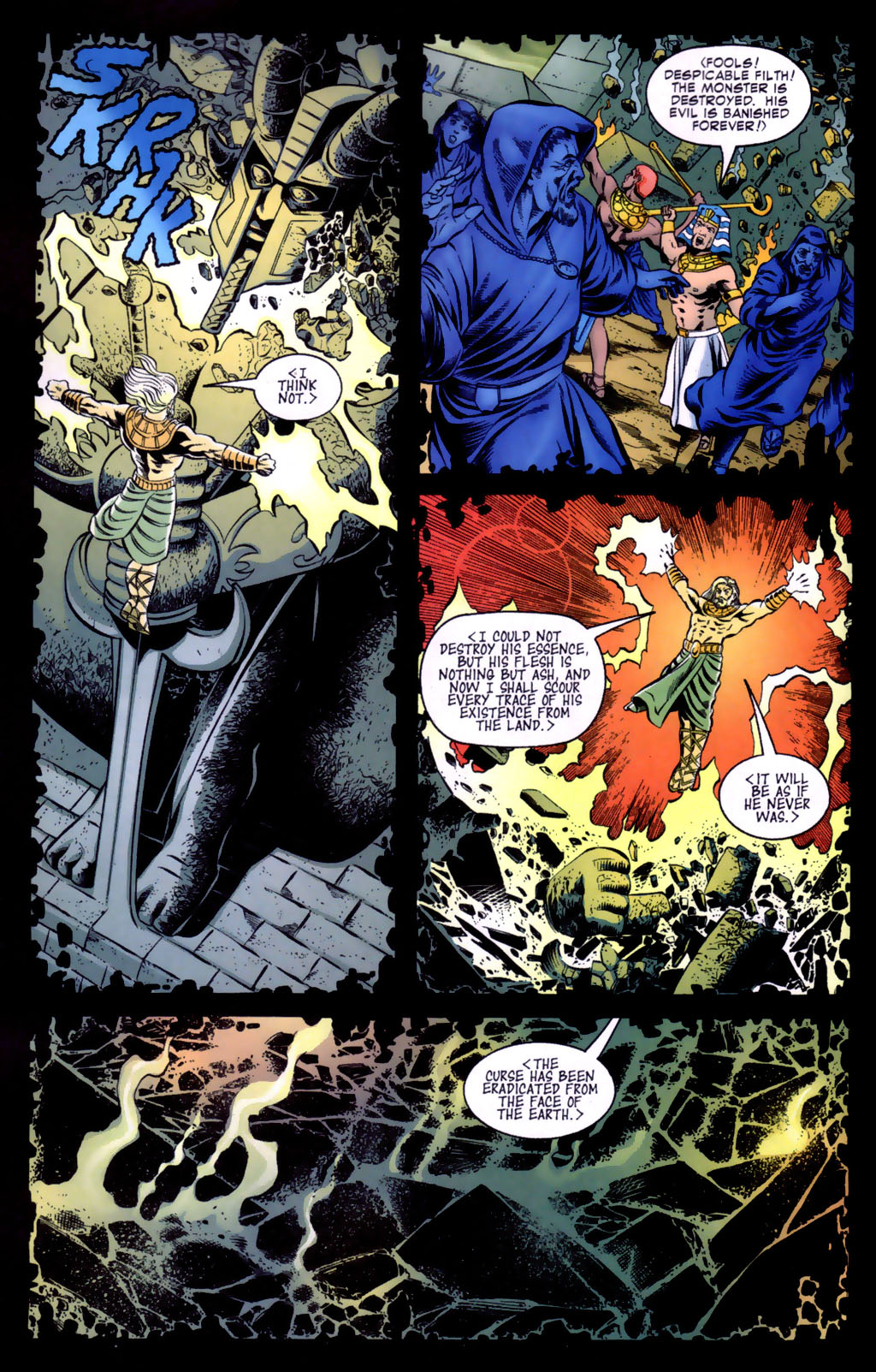 Read online Doctor Fate (2003) comic -  Issue #5 - 3