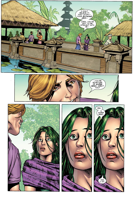 Read online Amazing Fantasy (2004) comic -  Issue #9 - 6